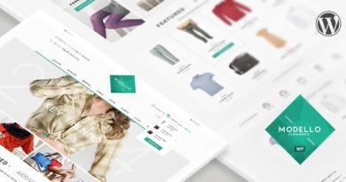 Modello- Responsive eCommerce WordPress Theme 4