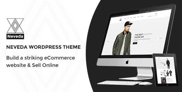 Neveda - Responsive Fashion eCommerce WordPress Theme 1
