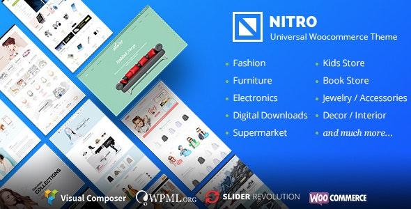 Nitro - Universal WooCommerce Theme from ecommerce experts 5