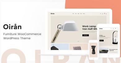 Oiran – Furniture WooCommerce WordPress Theme 4