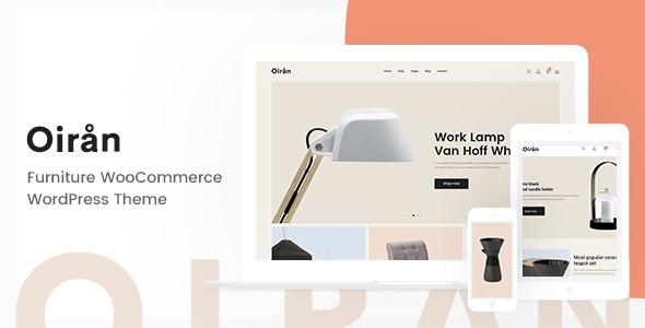 Oiran – Furniture WooCommerce WordPress Theme 1