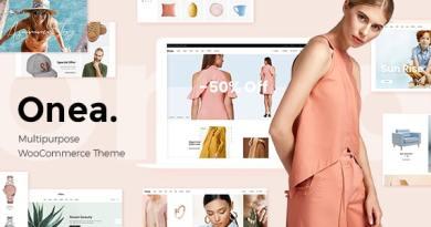 Onea - Elegant Fashion Shop 2