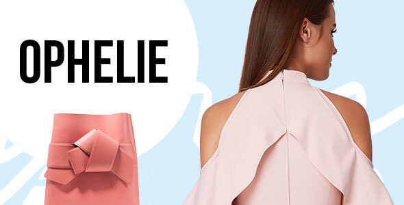 Ophelie - WooCommerce Theme for Fashion Shops, Stores and Brands 11
