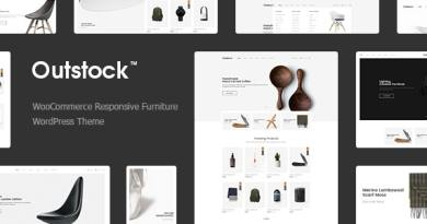 Outstock - WooCommerce Responsive Furniture Theme 2