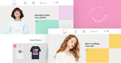 Pineapple - Fashion WooCommerce WordPress Theme 2