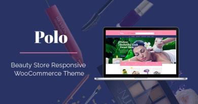 Polo - Beauty Store Multipurpose Responsive WooCommerce WordPress Theme 3