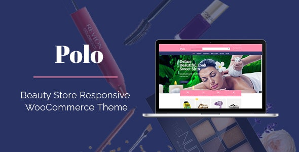 Polo - Beauty Store Multipurpose Responsive WooCommerce WordPress Theme 1