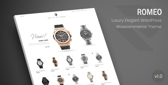 Romeo - Luxury Modern WooCommerce WordPress Theme 10