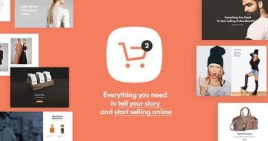 Shopkeeper - eCommerce WordPress Theme for WooCommerce 3