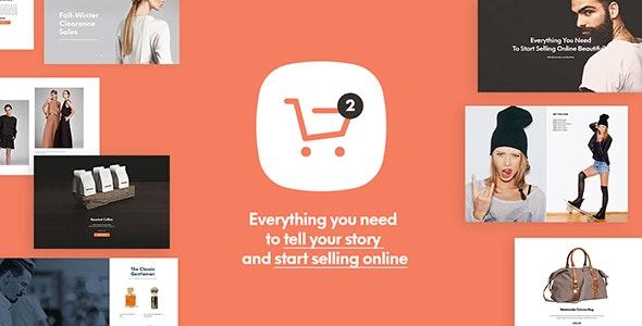Shopkeeper - eCommerce WordPress Theme for WooCommerce 1