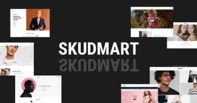 Skudmart - Clean, Minimal WooCommerce Theme 3