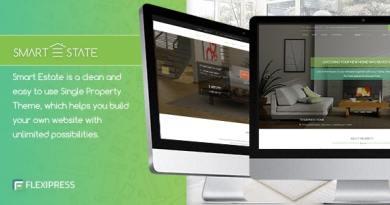 Smart Estate - Ultimate Single Property Theme 4