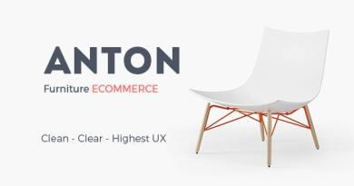 SNS Anton - Furniture WooCommerce WordPress Theme 5