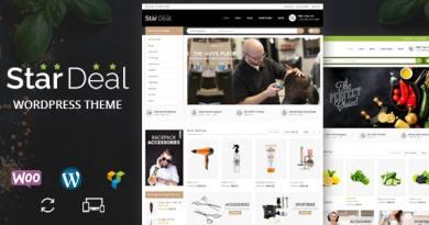 Star Deal - Multipurpose WooCommerce Theme 7