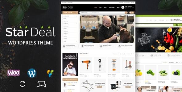 Star Deal - Multipurpose WooCommerce Theme 1