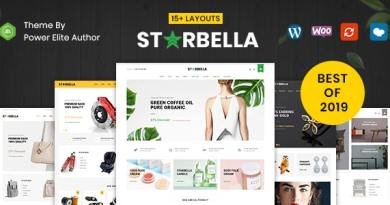 StarBella - Multipurpose WooCommerce Theme 3