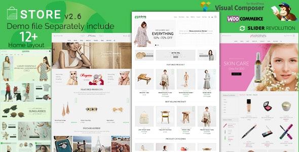 Store - WooCommerce WordPress Theme 1