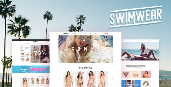 Swimwear - SummerShop WooCommerce WordPress Theme 8