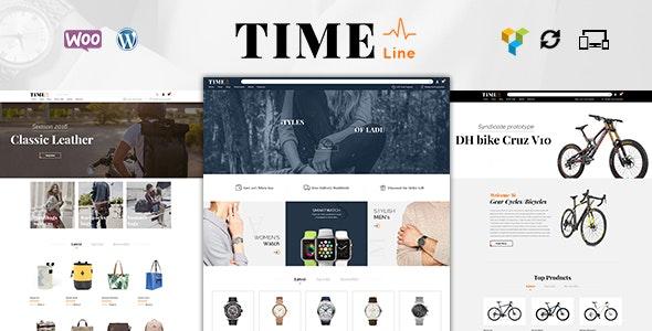 Time Lines - Multipurpose WooCommerce Theme 4