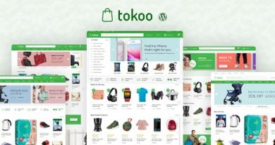 Tokoo - Electronics Store WooCommerce Theme for Affiliates, Dropship and Multi-vendor Websites 29