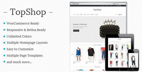Top Shop - Multi-purpose WooCommerce theme 9