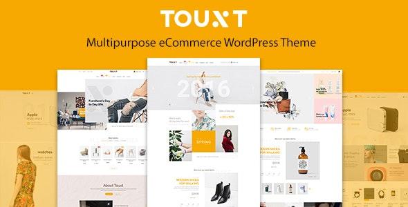 Touxt Multipurpose WooCommerce WordPress Theme 1