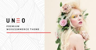 UNEO - Full AJAX & Eye Caching WooCommerce WordPress Theme(AJAX Cart, AJAX Filter, AJAX Sorting) 3