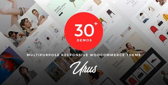 Urus - Multipurpose Responsive WooCommerce Theme 6