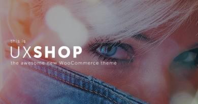 UX Shop - Premium Responsive WooCommerce theme 4