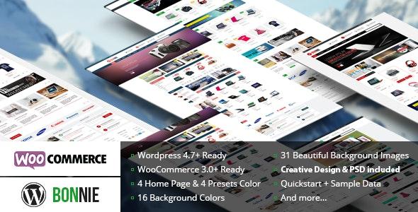VG Bonnie - Creative WooCommerce WordPress Theme 1