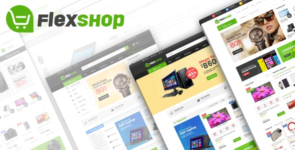 VG Flexshop - Multipurpose Responsive WooCommerce Theme 1