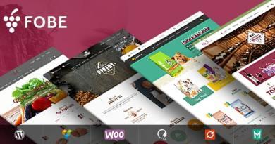 VG Fobe - Multipurpose Responsive WooCommerce Theme 2