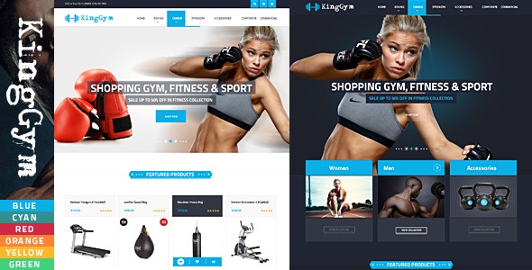 VG Kinggym - Fitness, Gym and Sport WordPress Theme 24
