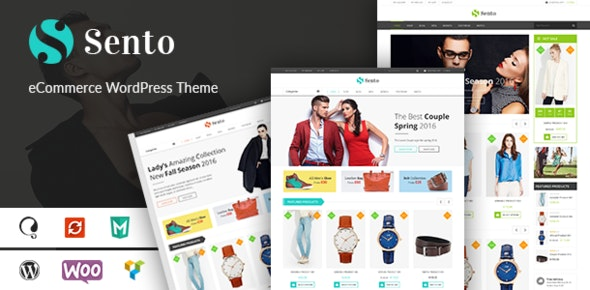 VG Sento - eCommerce WordPress Theme for Fashion Store 10