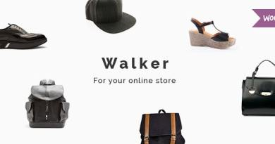 Walker - WooCommerce Theme 3