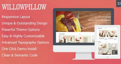 WillowPillow - High Conversion eCommerce Theme 2
