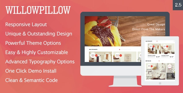 WillowPillow - High Conversion eCommerce Theme 10
