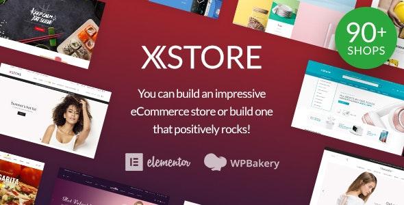 XStore | Responsive Multi-Purpose WooCommerce WordPress Theme 1