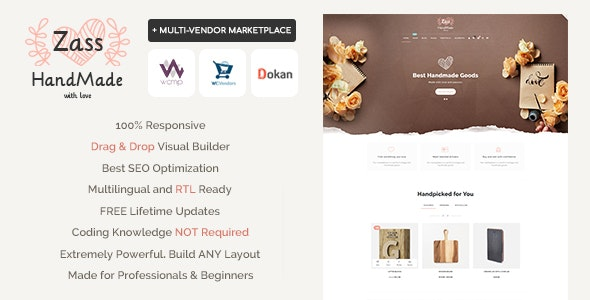 Zass - WooCommerce Theme for Handmade Artists and Artisans 28