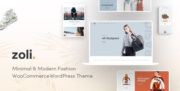 Zoli - Fashion WooCommerce WordPress Theme 2