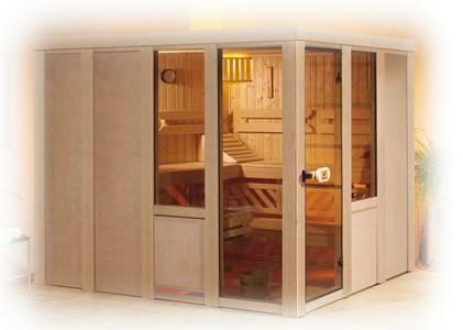 Cabine Sauna Douche Amazing Houten Doos Stoomdouche