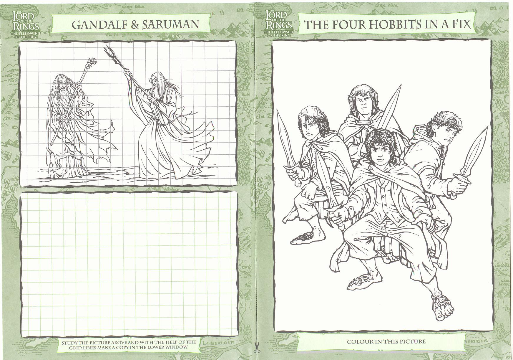 Tolkien Boardgames