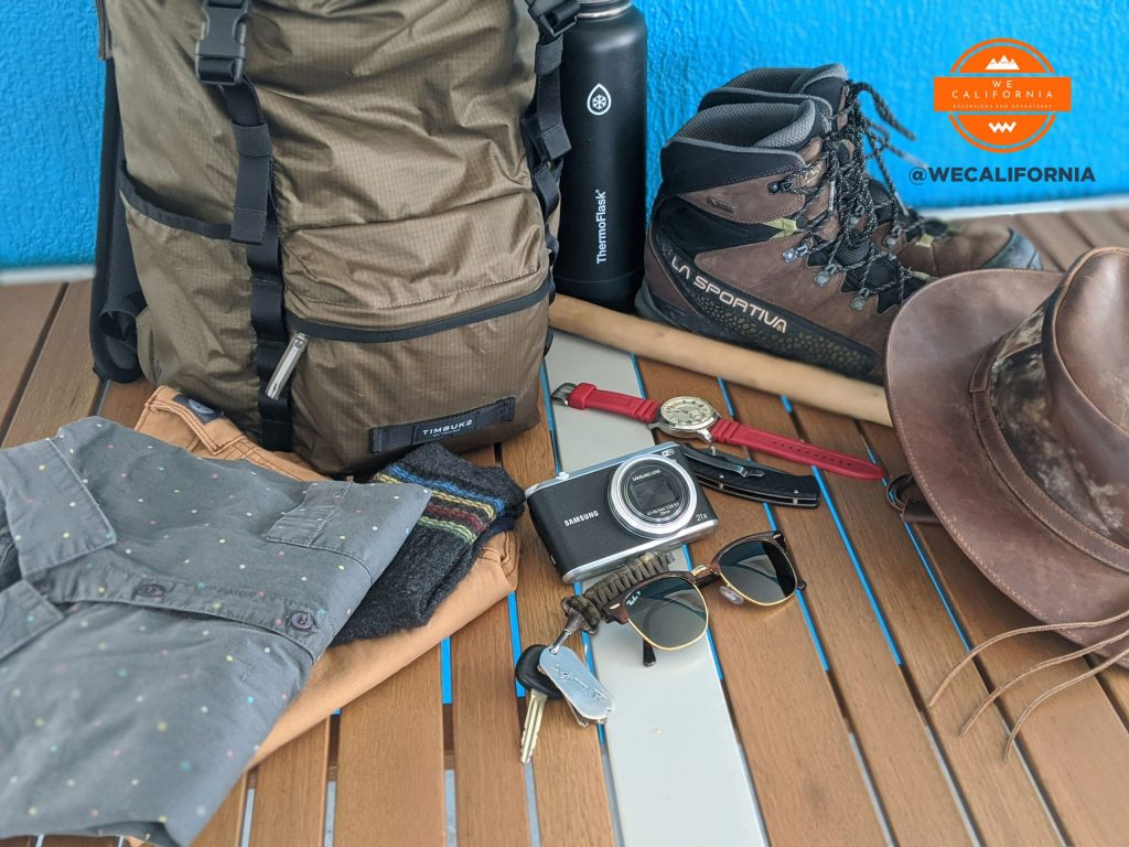 3 gear essential bundles for a day hike