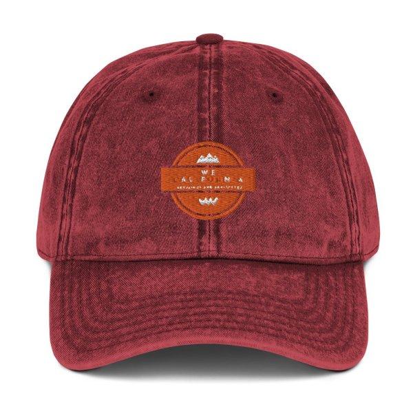 Vintage Cotton Twill Cap 4