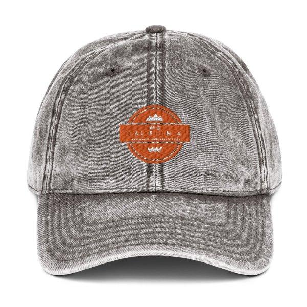 Vintage Cotton Twill Cap 3