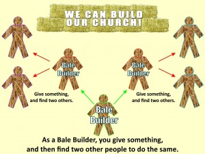 How to be a Bale-Builder