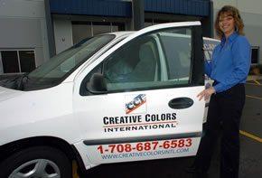 Creative Colors - reparing damaged furniture and leather repair