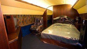 Elvis Presley Plane Interior