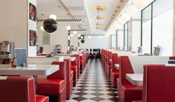 Restaurants leather repair at Creative Colors