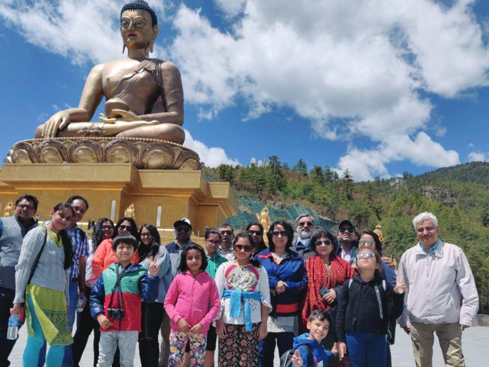Big Buddha, Thimphu